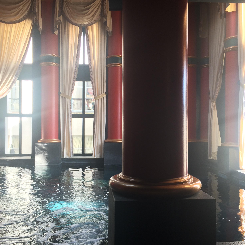 Blog ne le dites a personne spa et piscine interieure les for Les bains de lea