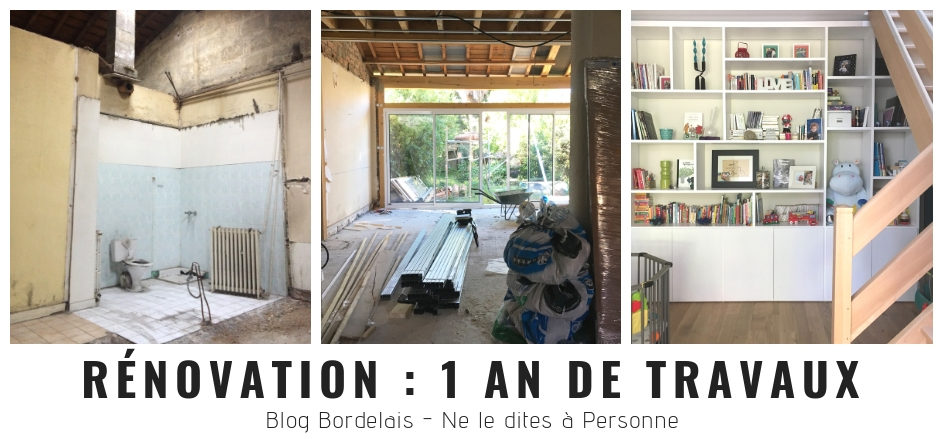 renovation de maison saisie